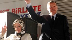 Erdogan verfehlt Zweidrittelmehrheit