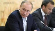 Putin schließt Einsatz von Bodentruppen zum jetzigen Zeitpunkt aus