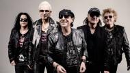 Das neue Album der Scorpions