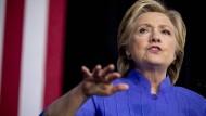 FBI erwirkt Durchsuchungsbefehl für neue Clinton-E-Mails