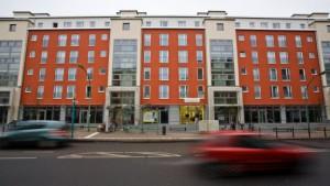 Die Wohnungsmieten in der Region steigen wieder