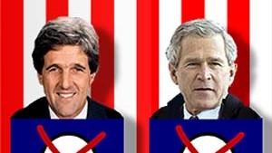 Bushs Vorsprung verringert sich