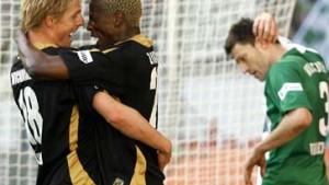 Wichniarek lässt Bielefeld wieder hoffen