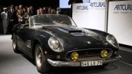 Ferrari von 1961 und 58 weitere Raritäten versteigert