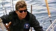 Liebesbrief von John F. Kennedy wird versteigert