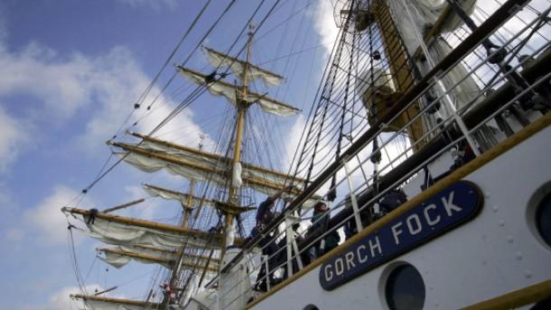 """Was geschah an Bord der """"Gorch Fock""""?"""