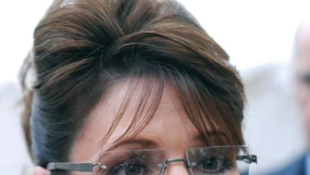 Palin-Beamte verschickten rassistische Mails gegen Obama