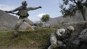 Militärs: 130 Extremisten bei Offensive nahe Kundus getötet