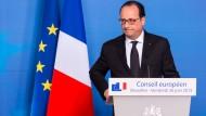 Hollande bezeichnet Angriff auf Gasfabrik als Terrorakt