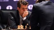 Schach-WM startet mit Remis