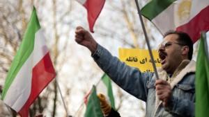 """Teheran droht dem Westen mit """"Schlag ins Gesicht"""""""