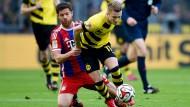 Bundesliga-Gipfel mit Hochspannung erwartet