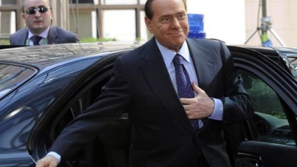 Berlusconi unter Druck