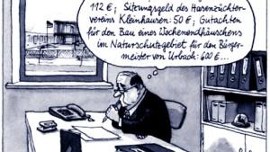 Transparenz nur für Herrn Steinbrück?