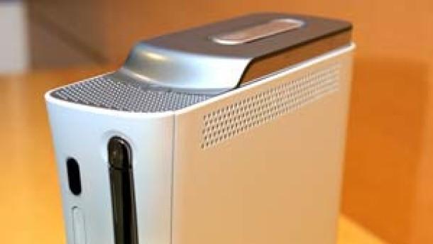 Xbox 360 kommt am 2. Dezember in den deutschen Handel