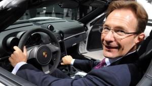Macht vor Wechsel in VW-Vorstand