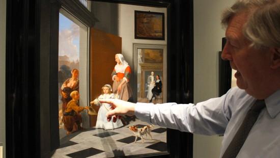 Den Kunstfälschern auf der Spur