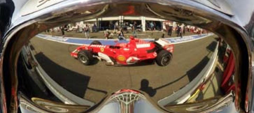 Großer Preis Von Frankreich Schumacher Auf Der Pole Position
