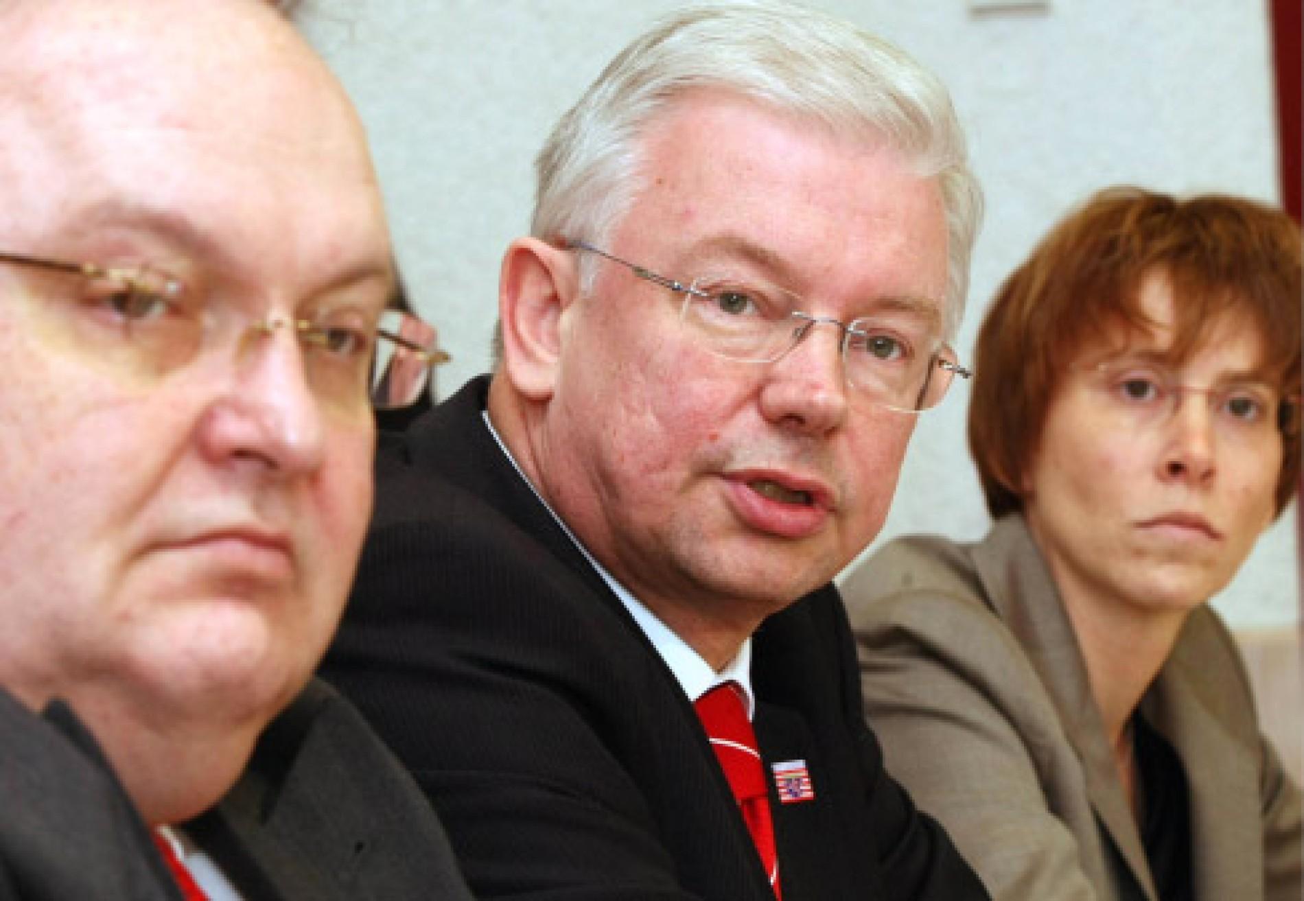 justizminister hessen