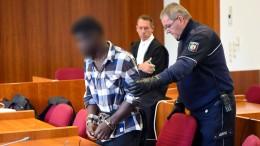 Vergewaltiger zu elfeinhalb Jahren Haft verurteilt