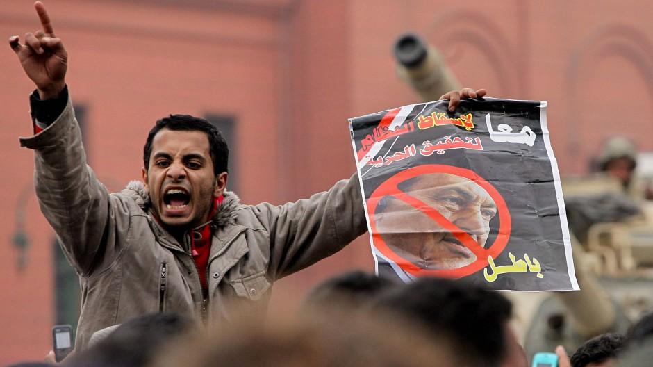 Ägypten fünf Jahre nach Mubarak-Sturz tief gespalten