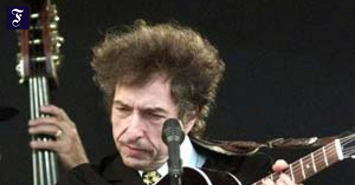 Bob Dylan Frankfurt