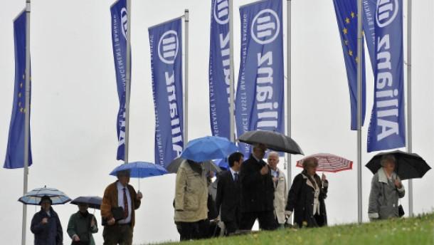 Allianz-Aktionäre schließen das Kapitel Dresdner Bank ab