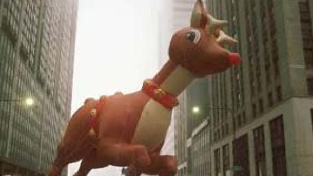 Rudolph, das Rentier