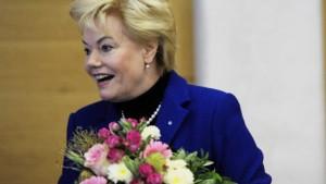 Steinbach als Vertriebenen-Präsidentin klar bestätigt