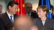 China und Deutschland wollen enger zusammenwachsen