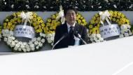 Japan gedenkt Opfern von Hiroshima