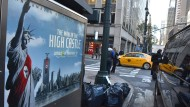 Aufregung um Amazon-Plakate in New York