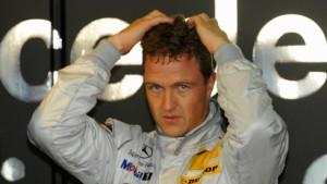 Ralf Schumacher fährt hinterher
