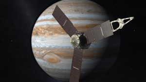 """Nasa-Sonde """"Juno"""" erreicht Jupiter"""