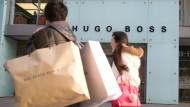 Chinesische Luxus-Shopper erobern Deutschlands Einkaufszentren