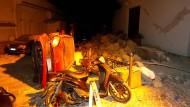 Erdbeben auf italienischer Insel Ischia