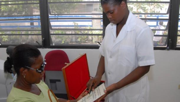 Neue Augenklinik eröffnet