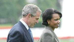 """Bush: """"Die Deutschen sind im Kern Pazifisten"""""""