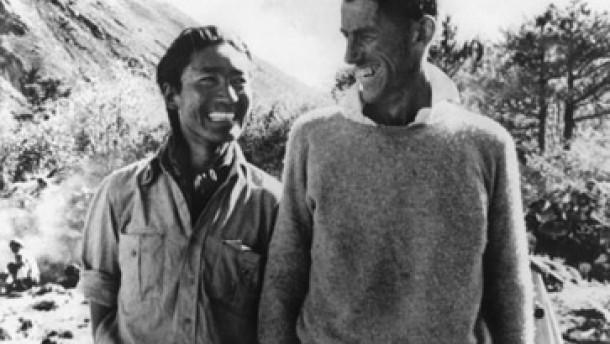 Sir Edmund Hillary: Ein Leben für Sherpas und Abenteuer