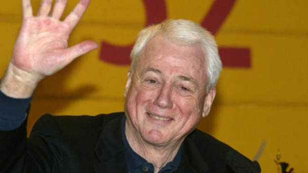 Alexander Kluge erhält Georg-Büchner-Preis 2003
