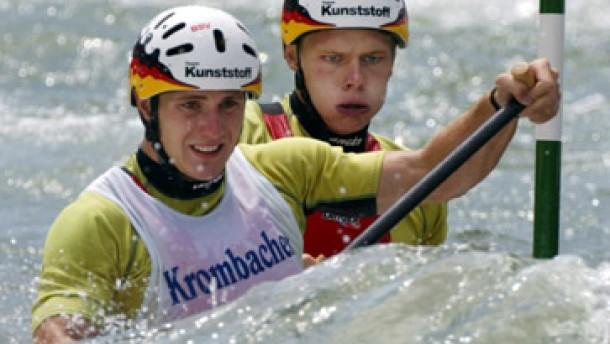 Canadier-Duo Becker/Henze holten ersten Titel