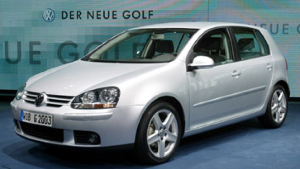 VW liegen schon 20.000 Golf-Bestellungen vor