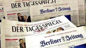 Entscheidende Runde im Kampf der Hauptstadt-Zeitungen