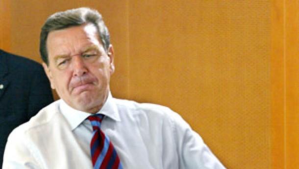 Schröder hofft auf Impulse und die Opposition