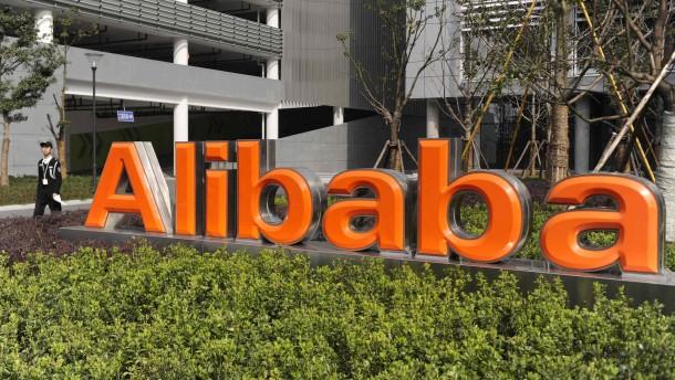 Alibaba soll 32 Milliarden Dollar wert sein