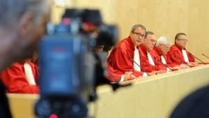 """""""Mehr Europa lässt das Grundgesetz kaum zu"""""""