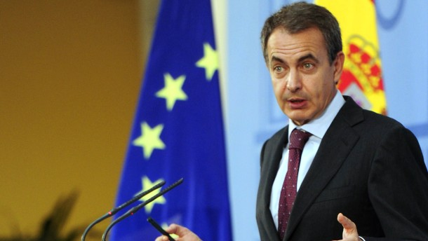 Zapatero löst Parlament auf