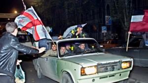 Georgien im Ausnahmezustand
