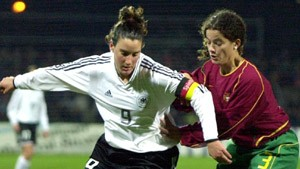 Birgit Prinz für Weltfußballerwahl nominiert