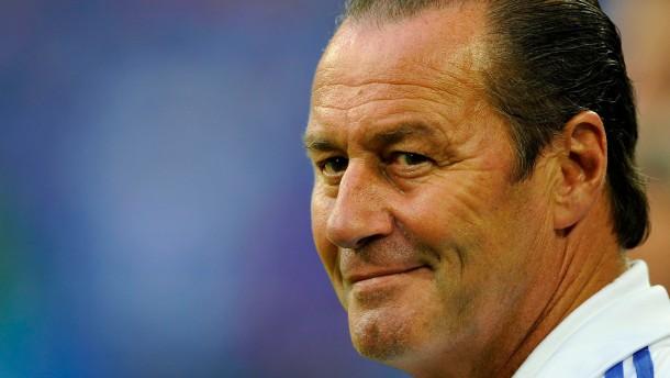Stevens-Comeback auf Schalke geglückt